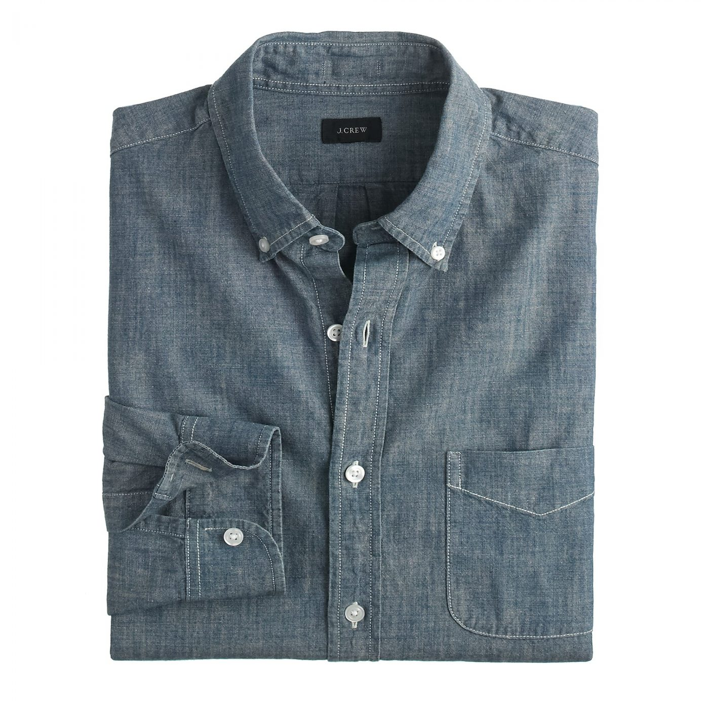 JCrew Chambray Shirt