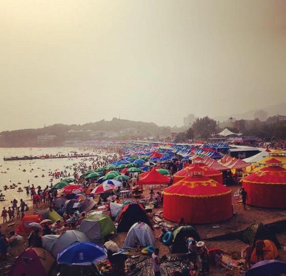 Fujiazhuang Beach