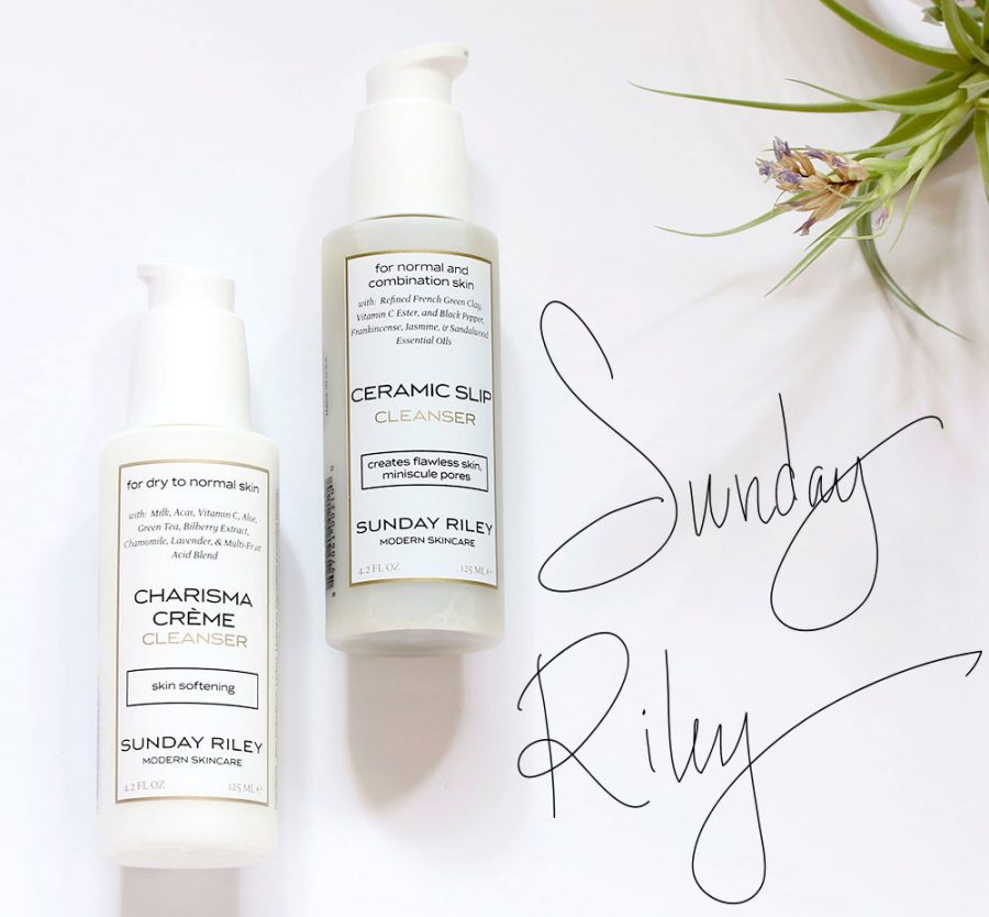 Sunday Riley Ceramic Clay Cleanser