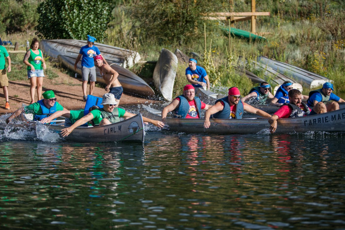 Adult summer camps 5