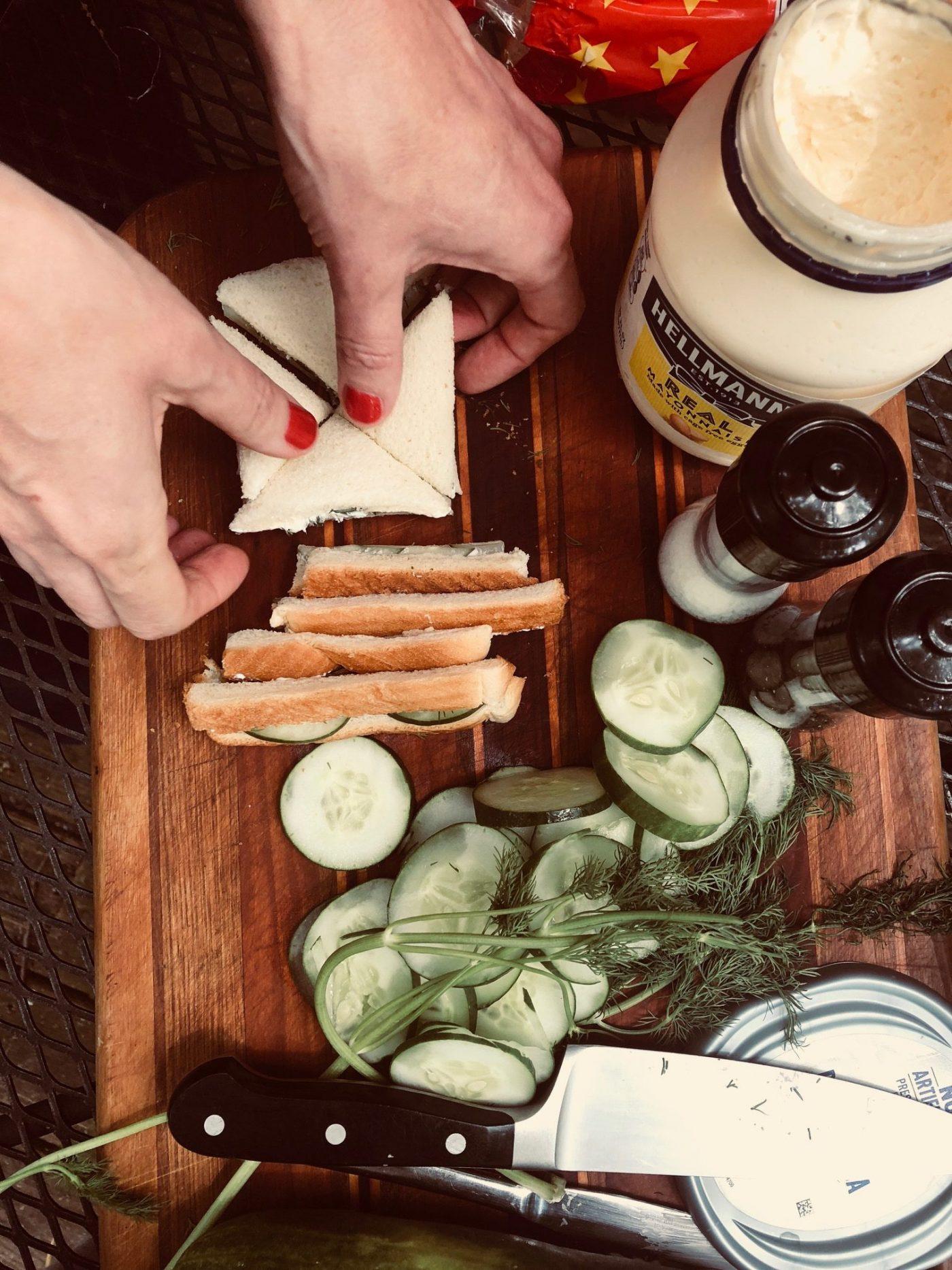 cucumber sandwiches 4
