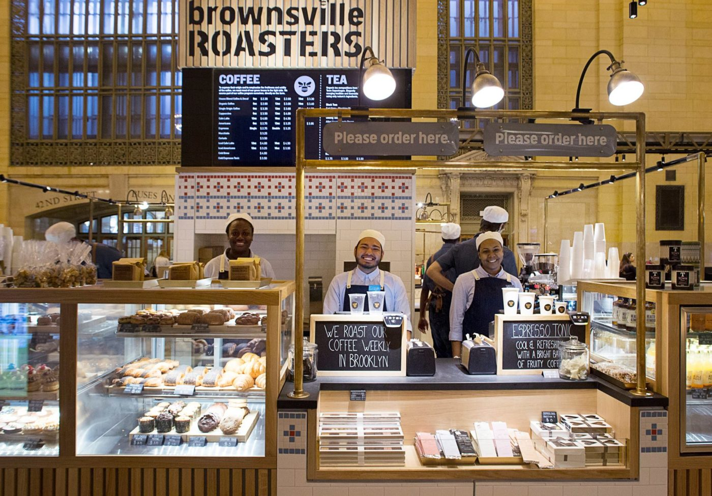 brownsville roasters