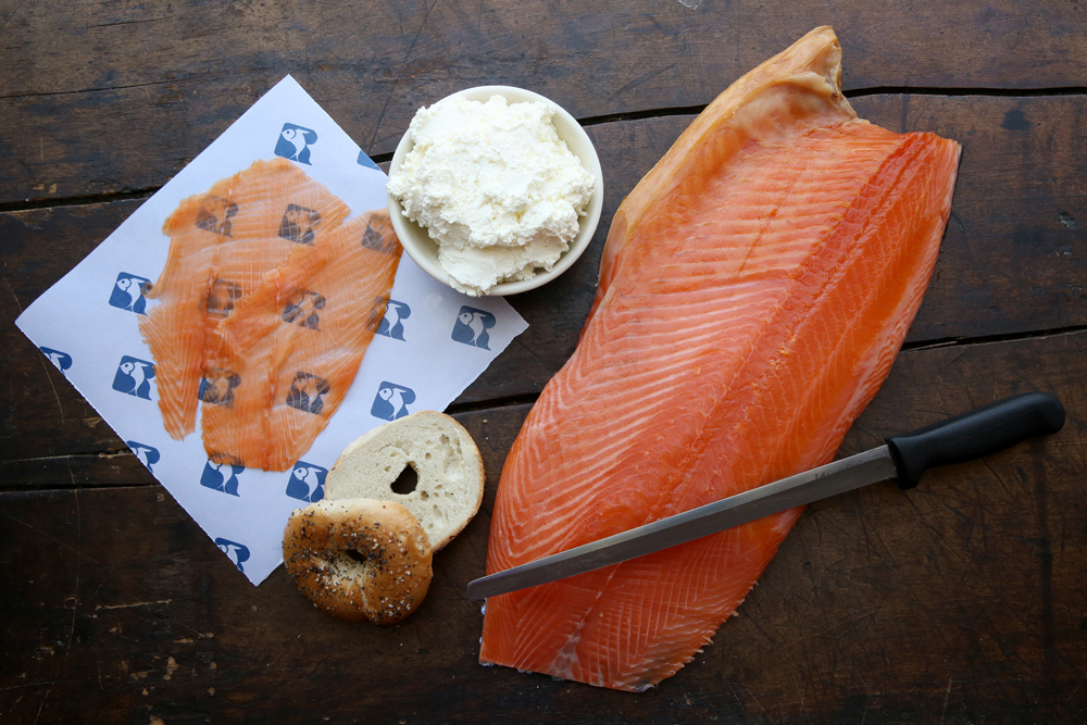 Lox Russ & Daughters