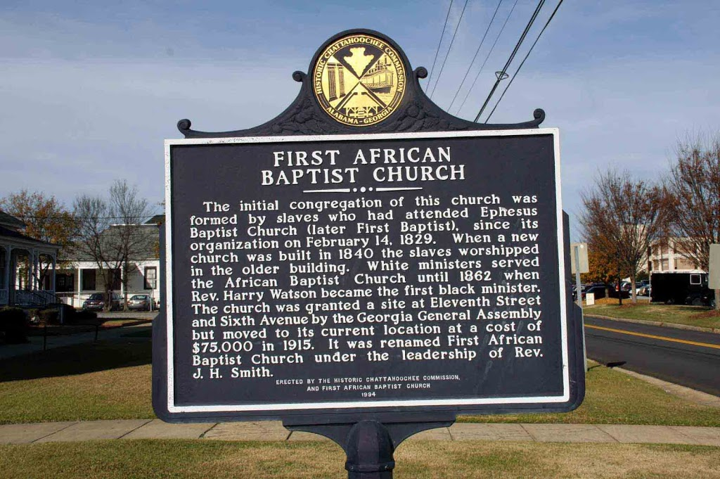 first african baptist church