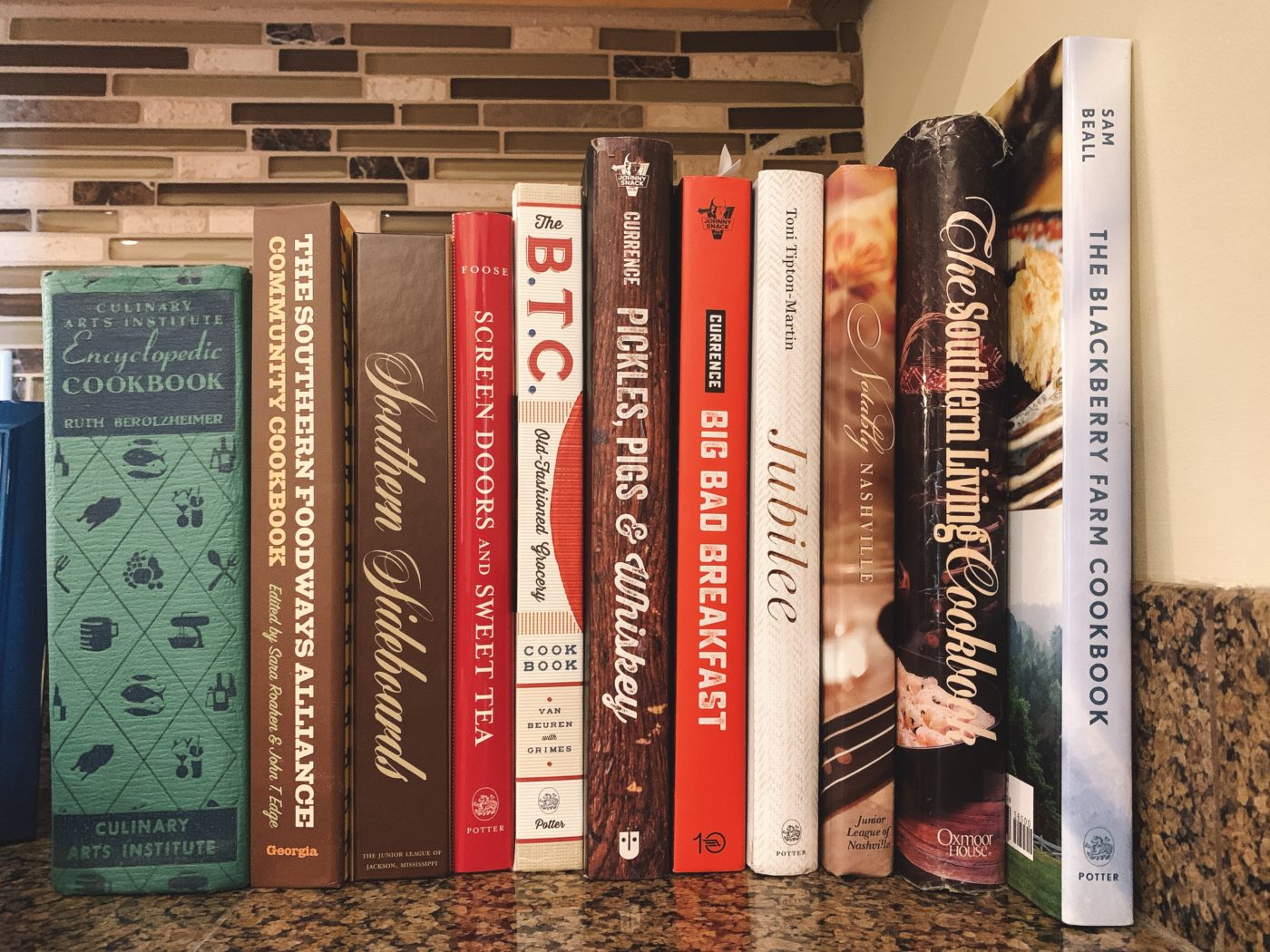 southern cookbooks
