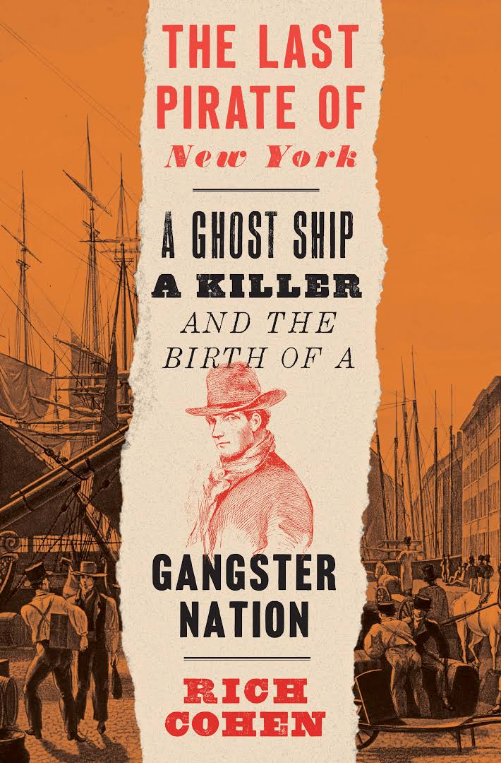 book recommendations last pirate of new york