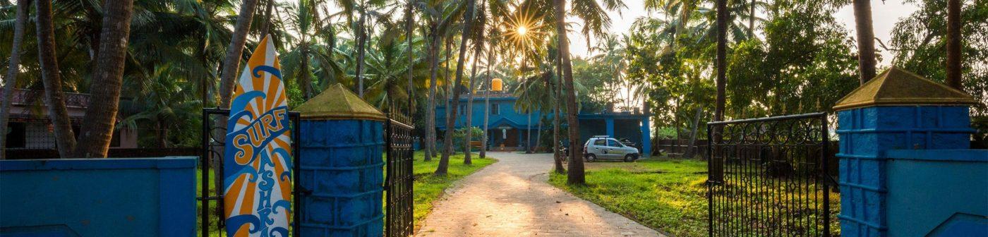Ashram Surf Retreat