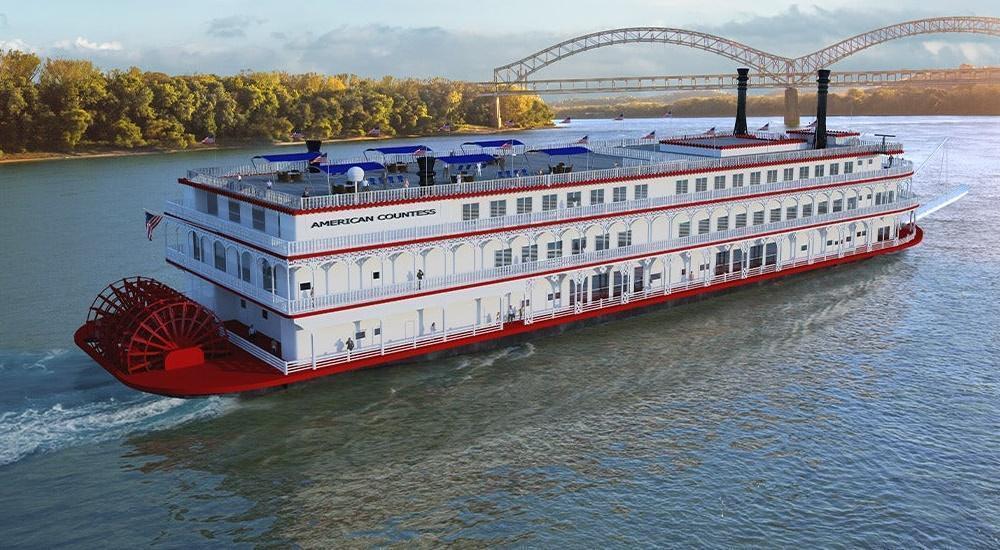 American Countess, American Cruise