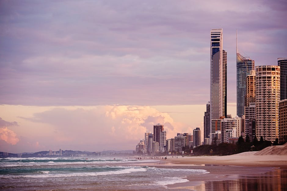 This is an image of Queensland, Australia